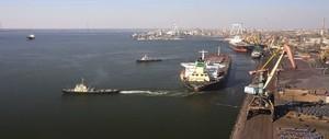 В Николаевском морском порту планируют провести дноуглубление границ всех причалов и акватории порта