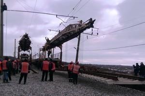 Одесские железнодорожники оздоровили более 287 км пути