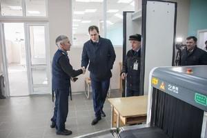 В аэропорту Запорожье завершили ремонт терминала