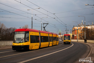 Варшава покупает более 200 трамваев на полмиллиарда долларов