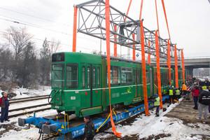 Столица Болгарии пополняет электротранспорт подержанными трамваями из швейцарского Базеля (ФОТО)