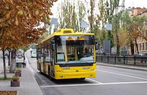 В Сумах хотят купить 4 тролейбуса