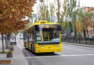 В Сумах хотят купить 4 троллейбуса