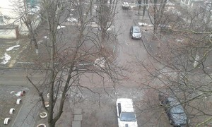 От гололеда и обледенения в Одессе пострадали уже 54 человека