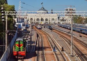 Одесский железнодорожный вокзал ежегодно, в среднем, обслуживает восемь миллионов пассажиров