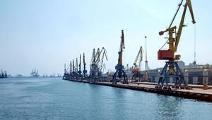 В январе 2017 года морской порт Черноморск обработал  1 млн 248 тыс. тонн грузов