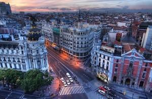 В Мадриде самую оживленную улицу в центре города навсегда закроют для движения автотранспорта