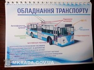 """В Николаеве презентовали """"умные"""" остановки и систему GPS-мониторинга общественного транспорта"""