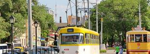 Одесский трамвай: маршрутный справочник