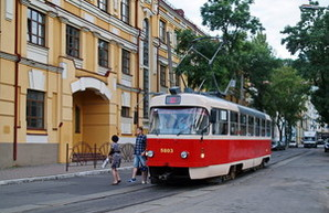 В Киеве повторно объявляют тендер на закупку подержанных трамваев под видом ремонта старых