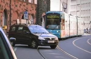 В трамваях Франкфурта установят систему предотвращения столкновений от компании Bosch