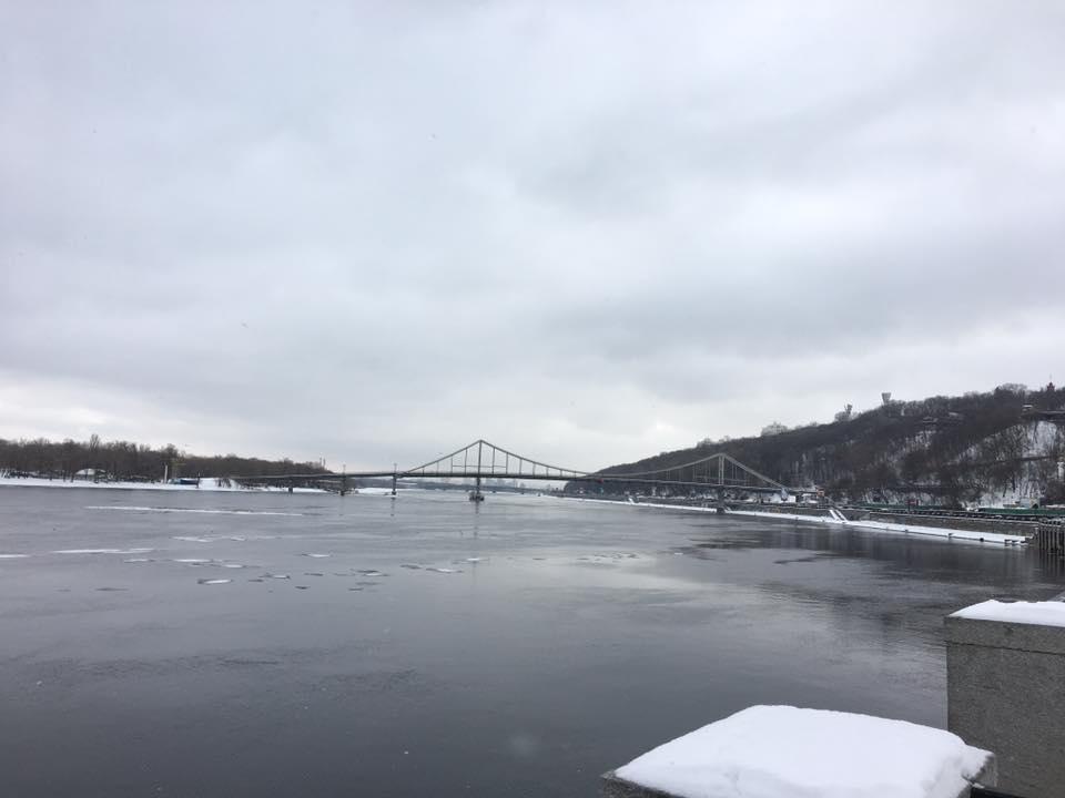 В Киеве весной запустят речные маршрутки