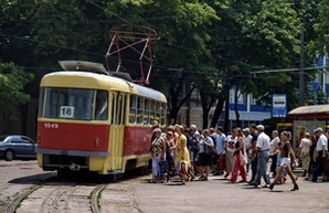 Одесса внедрит электронный билет в городском транспорте за собственные средства