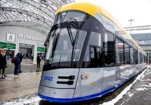 Solaris Bus & Coach представил футуристический трамвай