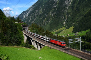 В Швейцарии начинается полная автоматизация железных дорог