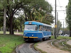 одесский трамвай, маршрут №1