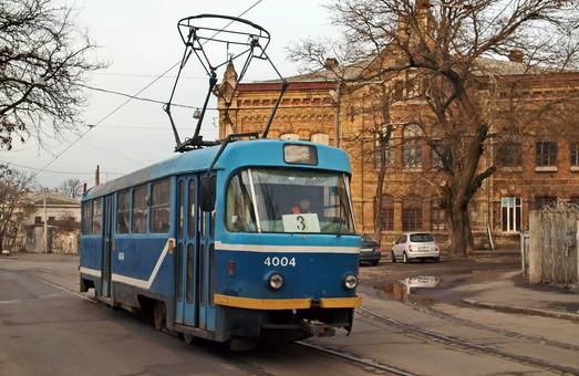Одесский трамвай: маршрут №3