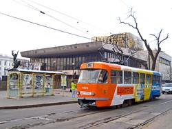 Одесский трамвай: маршрут №5