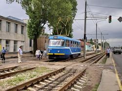 Одесский трамвай: маршрут №7