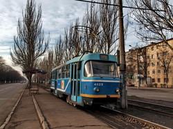 Одесский трамвай: маршрут №10