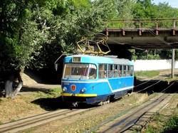 Одесский трамвай: маршрут №13