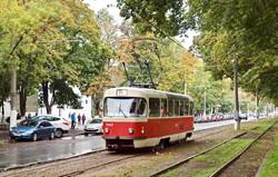 Одесский трамвай: маршруты №17 и 18