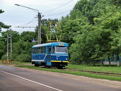 Одесский трамвай: маршрут №19