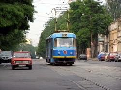 Одесский трамвай: маршрут №21