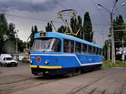 Одесский трамвай: маршрут №26