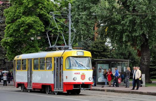 Одесский трамвай: маршрут №28