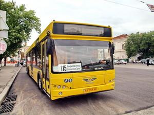 В Киеве запускают новый автобусный маршрут с Левобережья к Политеху