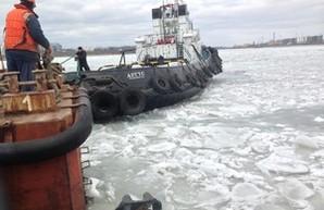 Порт Черноморск завершил ледовую кампанию без задержек в судоходстве