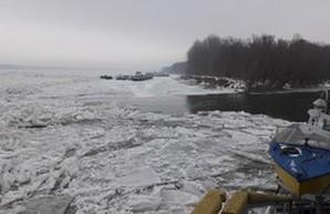 На Дунае восстановлено судоходство (ВИДЕО)