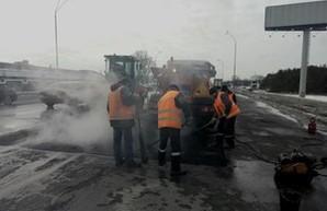 В Киеве 90% дорог требуют срочного ремонта
