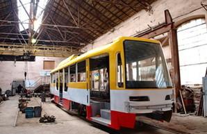 Корпуса для новых трамваев в Запорожье будет поставлять завод из Калуша