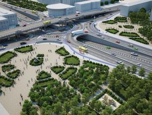 К концу года на Шулявке обещают построить транспортную развязку