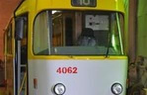 В Одессе завершается ремонт трамвая, окрашенного по новым технологиям (ФОТО)