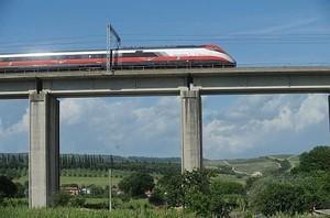 В Италии построят новую железную дорогу