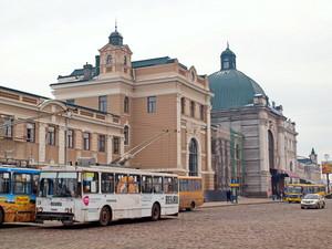 В Ивано-Франковск собираются купить очередную партию подержанных троллейбусов