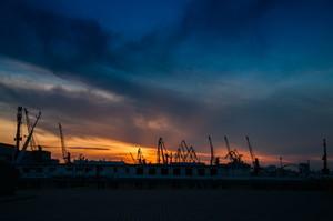 Одесский порт работает в обычном режиме