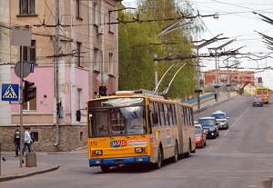 Харьков отменяет тендеры на подержанные троллейбусы из-за нарушений закона
