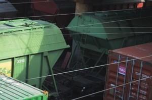 Одесская железная дорога отчиталась о перевозке зерна