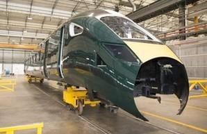 Компания Hitachi Rail Italy приступила к сборке первого поезда для магистрали Great Western