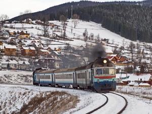 Украинские железные дороги покупают шесть дизель-поездов за миллиард гривен
