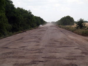"""На дорогах скоро появятся предупредительные знаки """"Неровная дорога"""" и """"Выбоина"""""""