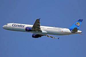 Немецкая авиакомпания Condor начинает летать в Киев