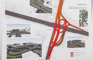 Киевские архитекторы предложили три варианта реконструкции Шулявского моста