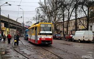 Одесские трамваи и троллейбусы в направлении Пересыпи будут ходить вдвое чаще