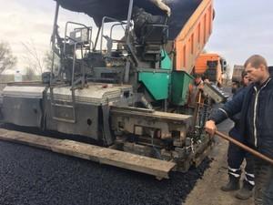 На трассе Киев-Одесса начинается ремонт
