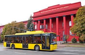 Киевские троллейбусы оснащают бесплатным Wi-Fi